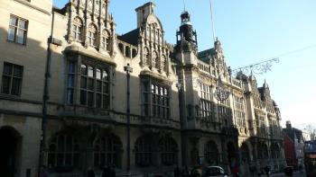 Oxford City Council - Fire Breaches